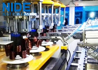 8 Working Station Stator Winding Machine Hight Efficiency For Air Condition Motor