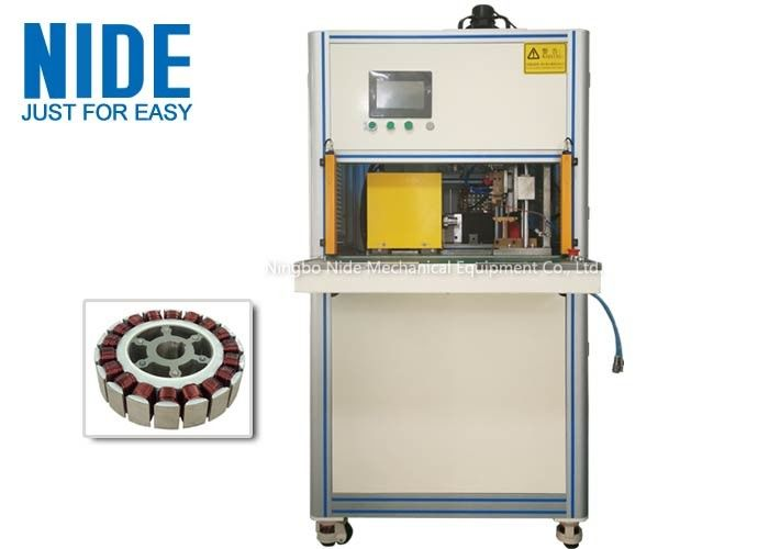 Bldc Rotor Commutator Fusing Machine 20kw With 15 Sec / Pc Welding Efficiency