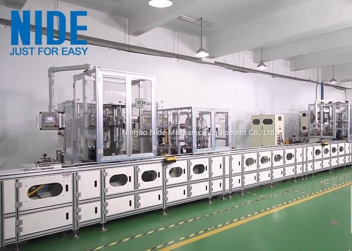 Three Phase Electirc Motor Stator Winding Machine With Remotor Control